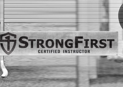 Strong First Certified Instructor Exton